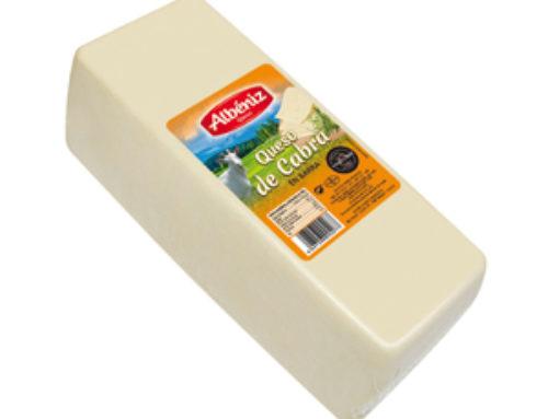8-Barra queso de cabra 3 kg. (2 u/c)
