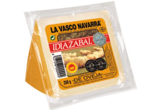 5-Cuña de queso D.O. Idiazabal ahum. 250g (24 u/c)