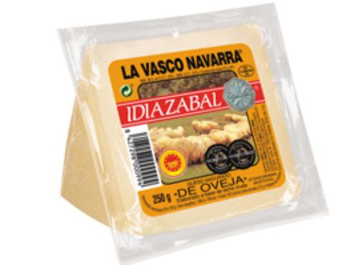 5-Cuña de queso D.O. Idiazabal nat. 250g (24 u/c)