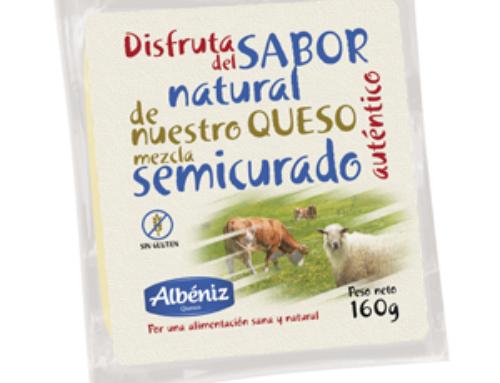 8- Porción de queso semicurado