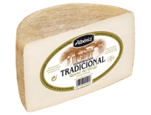 6- Queso de oveja tradicional