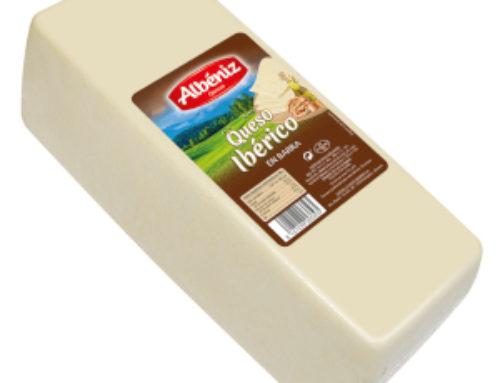 8-Barra queso Ibéricos 3 kg.